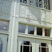 BEAUTIFUL SCHOOL DOORS